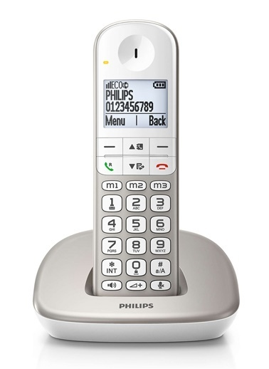 XL4901S/38  Dect Telsiz Telefon-Philips
